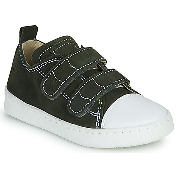 Shoes Boy Low top trainers Citrouille et Compagnie NADIR Kaki