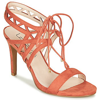 Shoes Women Sandals Les Petites Bombes MACHA Coral