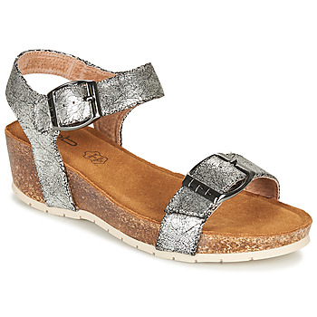 Shoes Women Sandals Les Petites Bombes NARCISS Silver