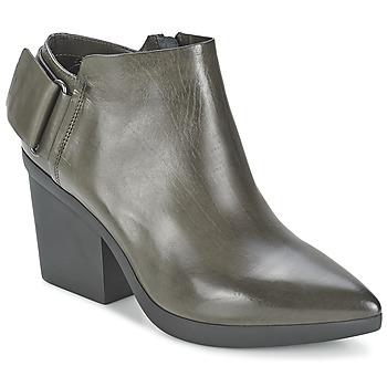 Shoes Women Low boots Vic REVEBE Grey