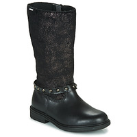 Shoes Girl Boots Pablosky 488012 Black