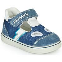 Shoes Boy Sandals Primigi  Denim