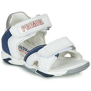 Shoes Boy Sandals Primigi  White