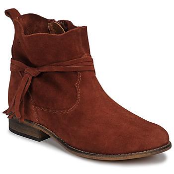 Shoes Women Mid boots Betty London NENESS Brick