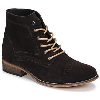 Shoes Women Mid boots Betty London FOLIANE Brown