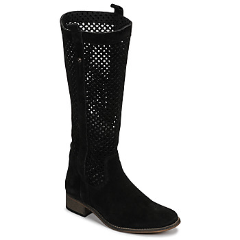 Shoes Women Boots Betty London DIVOUI Black