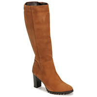 Shoes Women Boots Betty London NOEME Camel