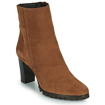 Shoes Women Ankle boots Betty London NOHIME Beige
