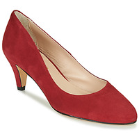 Shoes Women Court shoes Betty London NESLIE Red / Dark