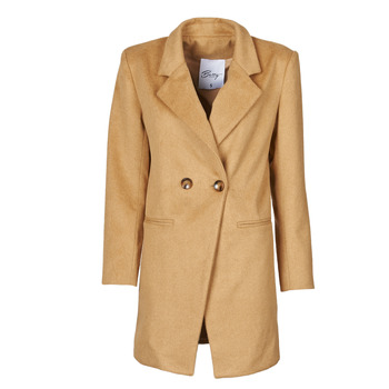 material Women coats Betty London LORDLY Beige