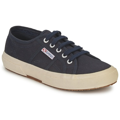 Shoes Low top trainers Superga 2750 CLASSIC Marine