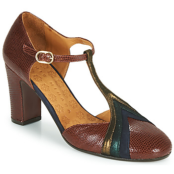 Shoes Women Court shoes Chie Mihara WALKI Brown