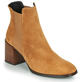 Shoes Women Ankle boots Fericelli  Camel