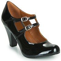 Shoes Women Court shoes Cristofoli MASTIS Black / Varnish