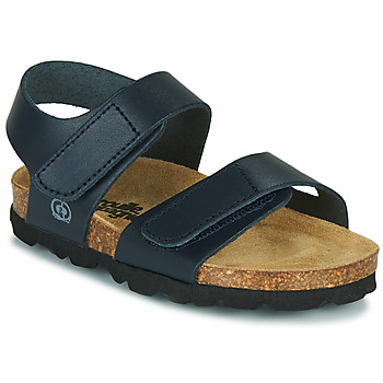 Shoes Boy Sandals Citrouille et Compagnie BELLI JOE Blue
