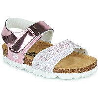 Shoes Girl Sandals Citrouille et Compagnie BELLI JOE Pink