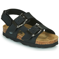 Shoes Boy Sandals Citrouille et Compagnie KELATU Black