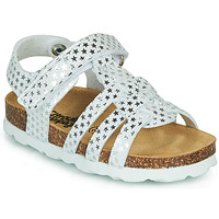 Shoes Girl Sandals Citrouille et Compagnie MALIA White