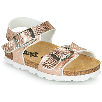 Shoes Girl Sandals Citrouille et Compagnie RELUNE Pink