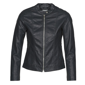 material Women Leather jackets / Imitation le JDY JDYSTORMY Black