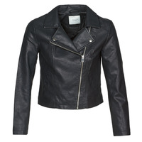 material Women Leather jackets / Imitation le JDY JDYSIMBA Black