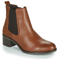 Shoes Women Ankle boots Betty London HASNI Rust