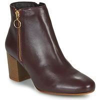 Shoes Women Ankle boots Betty London NILIVE Bordeaux