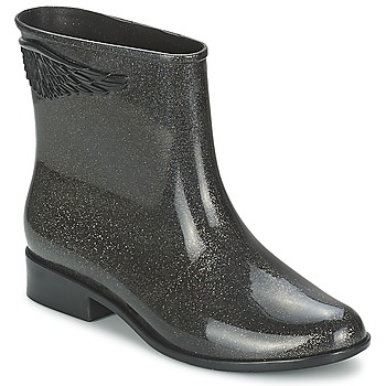 Shoes Women Mid boots Mel GOJI BERRY II Black / Glitter