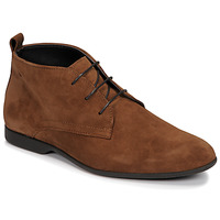 Shoes Men Mid boots Carlington EONARD Brown