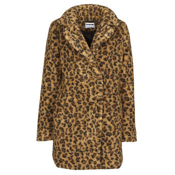material Women coats Noisy May NMGABI Brown