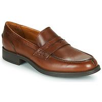 Shoes Men Loafers Carlington JALECK Brown