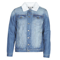 material Men Denim jackets Casual Attitude  Blue / Medium
