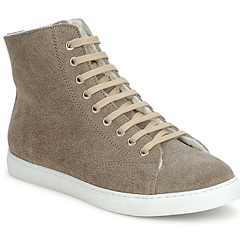 Shoes High top trainers Swamp MONTONE SUEDE Grey
