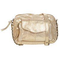 Bags Women Shoulder bags Pieces PCNAINA Gold