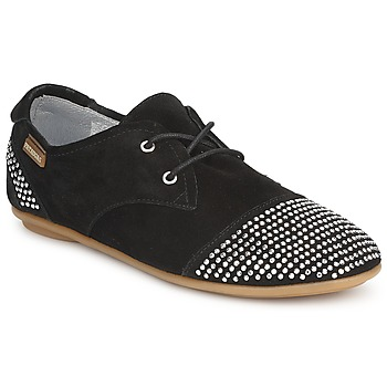 Shoes Women Derby shoes Pataugas SWING Black