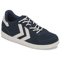 Shoes Children Low top trainers Hummel VICTORY JR Blue