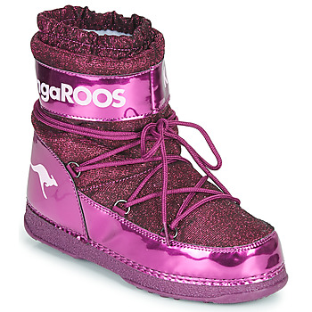 Shoes Women Mid boots Kangaroos K-MOON Violet