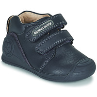 Shoes Children Low top trainers Biomecanics BOTIN DOS VELCROS Marine