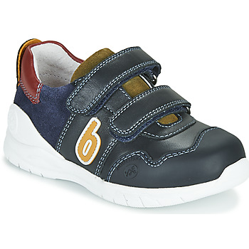 Shoes Boy Low top trainers Biomecanics ZAPAO SPORT Marine