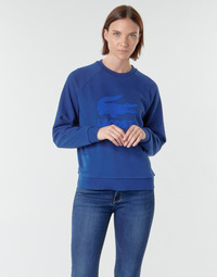 material Women sweaters Lacoste SF5640 Marine