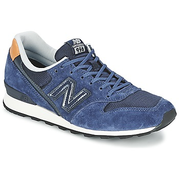 Shoes Women Low top trainers New Balance WR996 MARINE