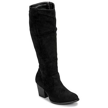 Shoes Women Boots Moony Mood NOEMA Black