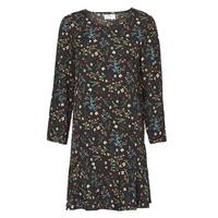 material Women Short Dresses Betty London NELLY Black / Multicolour