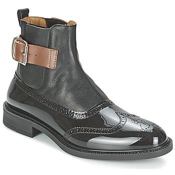 Shoes Men Mid boots Vivienne Westwood BROGUE BOOT Black