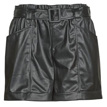material Women Shorts / Bermudas Liu Jo WF0104-E0392 Black