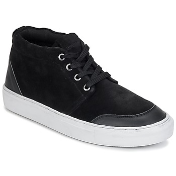 Shoes Men High top trainers Eleven Paris CHUKY Black