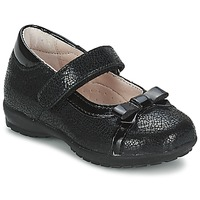 Shoes Girl Ballerinas Citrouille et Compagnie TETRAS Black