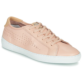 Shoes Women Low top trainers PLDM by Palladium NARCOTIC Pink