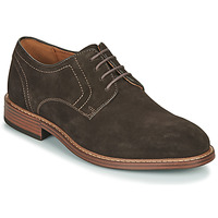 Shoes Men Brogue shoes Rockport Kenton Plain Toe Bitter Chocolate Sde Brown
