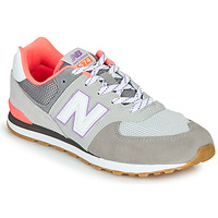 Shoes Men Low top trainers New Balance 574 Grey / Pink